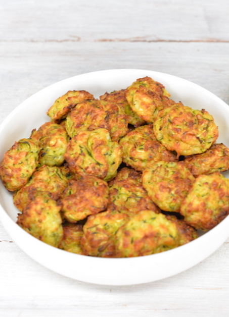 Cheesy-zucchini-bites-recipe