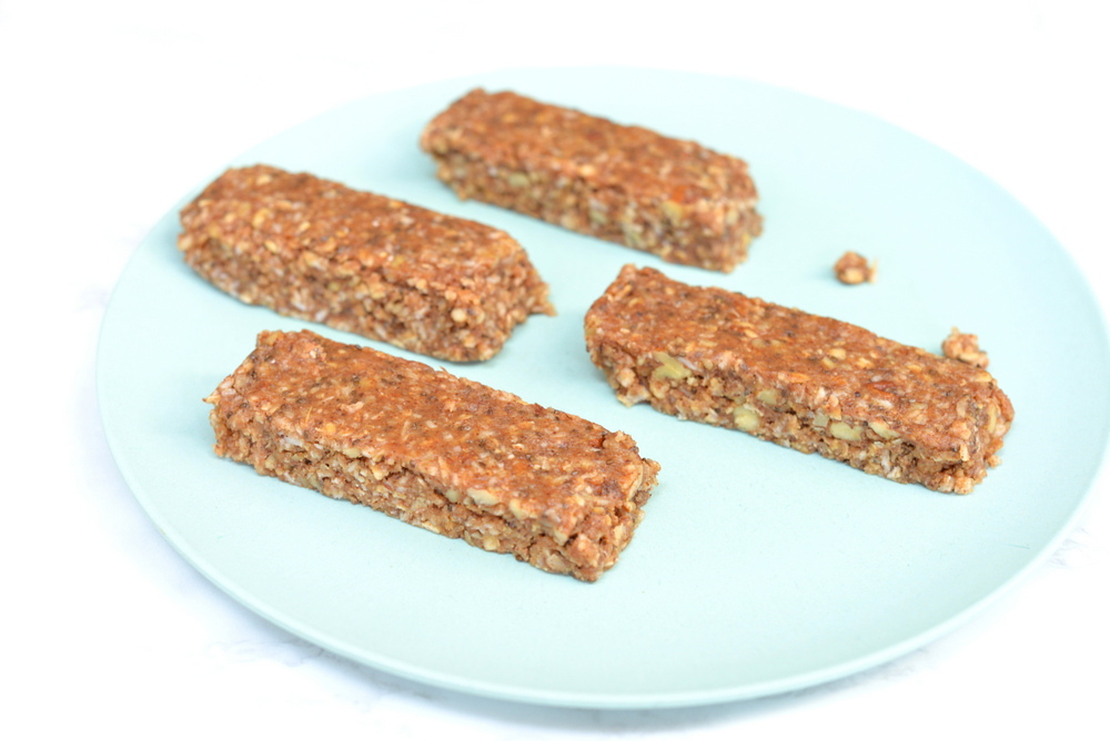 No bake grabola bars