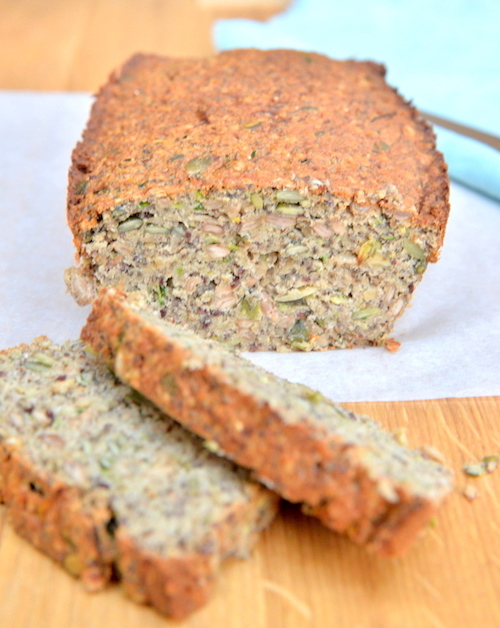 Superfood-bread recipe