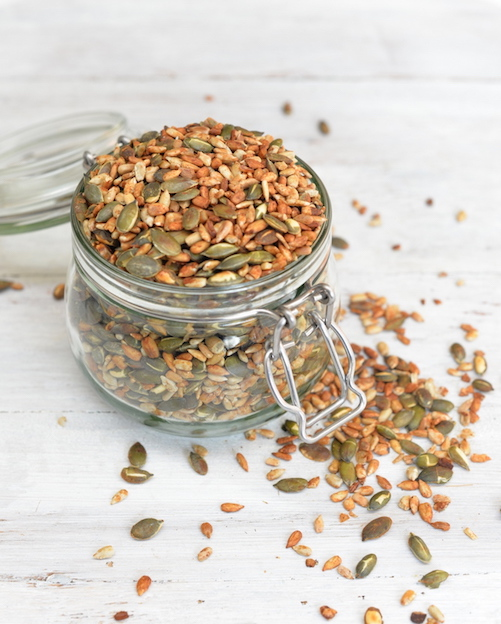 Tamari-Roasted-Pumpkin-Sunflower-Seeds-Recipe