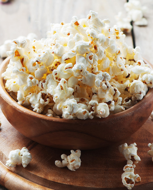 Perfect Coconut Oil Popcorn