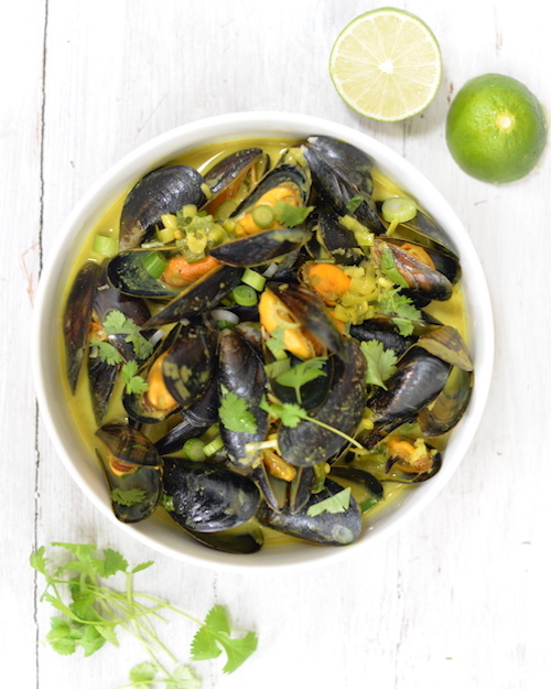 mussels-coconut-lime-sauce-recipe