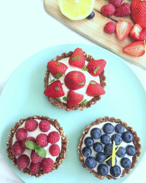 no-bake-fruit-tarts-recipe